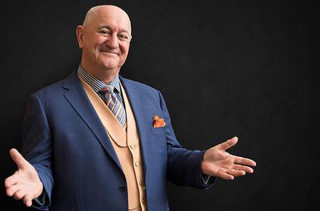 The Gentleman Magician's Magical Soirées at the Royal Automobile Club of Australia