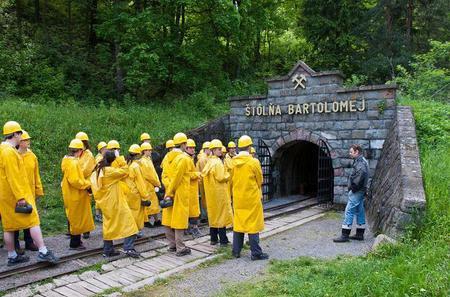 Bratislava UNESCO Mining Museum Tour
