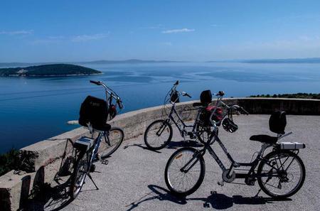 Split Electric Bicycle Tour