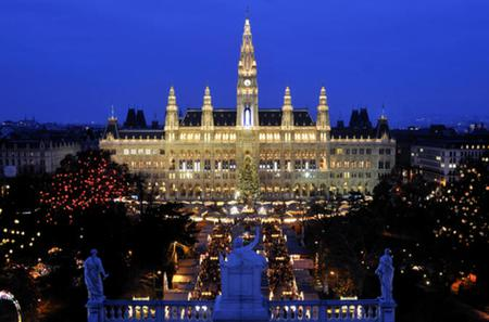 Vienna by Night: Evening City Tour Including Wiener Riesenrad Ferris Wheel