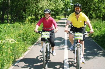 Karlstejn Castle Easy Bike Private Tour from Prague