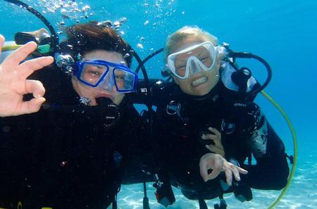 PADI Beginners Course: Pool and Sea Dive
