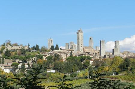 Private Walking Tour - San Gimignano and its Towers