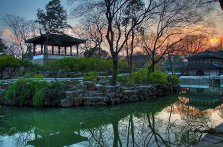 Private Day Tour of Suzhou Gardens