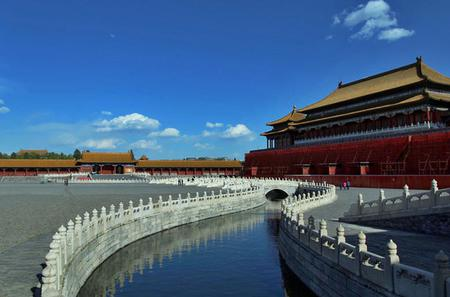 Private Beijing Classic Downtown Day Tour