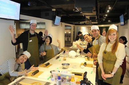 Tsukiji Fish Market Walking Tour and Japanese Washoku Cooking Lesson in Tokyo