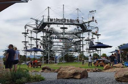Adelaide Mega Adventure Park