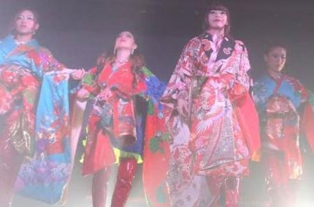 Tokyo Doll Evening Cabaret Show in Roppongi