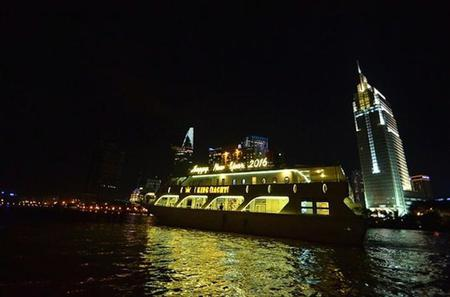 Saigon River Dinner Cruise and Musical Show