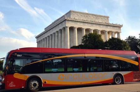 National Mall Photo Safari by Circulator Bus