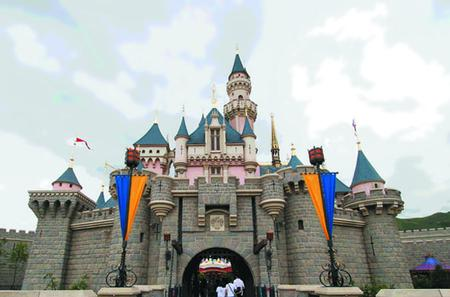 Hong Kong Disneyland Admission with Transport