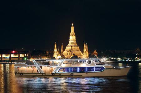 2-Hour Dinner Cruise from Bangkok