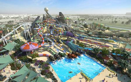 Abu Dhabi: Ferrari World & Yas Waterworld Day Ticket