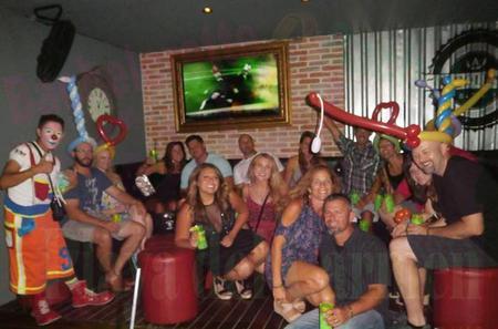Private Bar Crawl in Playa del Carmen