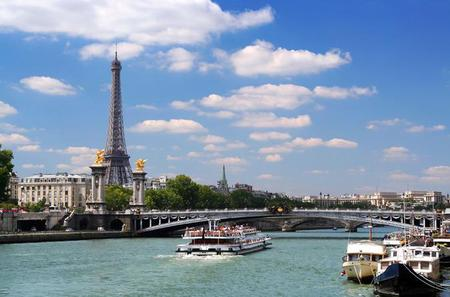 Special Access: Express Eiffel Tower Tour with 2nd floor Observation Deck and Seine River Cruise