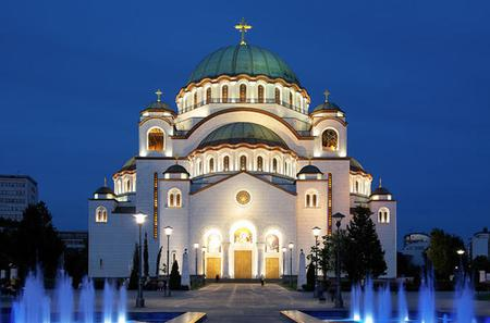 Belgrade: Serbian Beautiful Minds Walking Tour