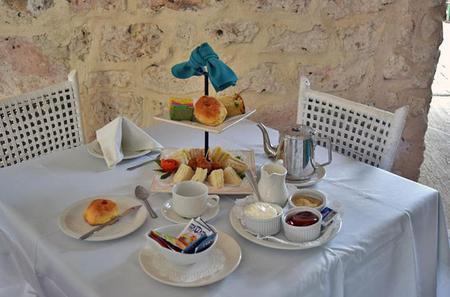 Barbados Rum Distilery and Afternoon Tea