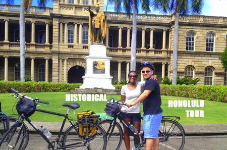 Historical Honolulu Tour