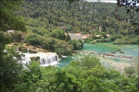 Krka Waterfalls and Sibenik Full Day Excursion from Split