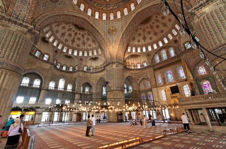 3-Day Wonderful Istanbul Including Accommodation Plus Transfer