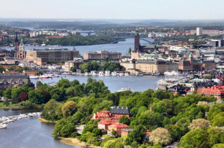 Stockholm Shore Excursion: Stockholm in One Day Sightseeing Tour
