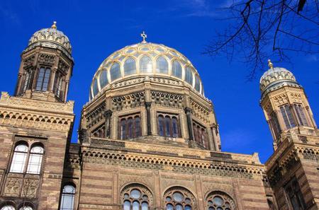 Warnemünde Shore Excursion: Private Berlin Jewish History Tour