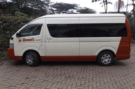 Private Departure Transfer in Nairobi