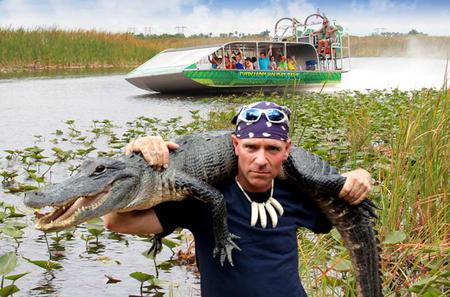 Florida Everglades VIP Tour