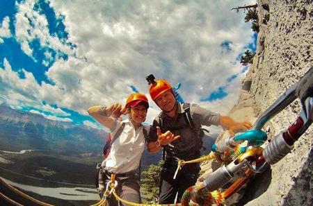 Jasper Rock Climbing Experience