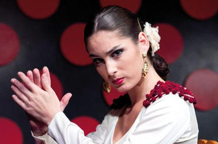 Flamenco Show at Los Tarantos Barcelona