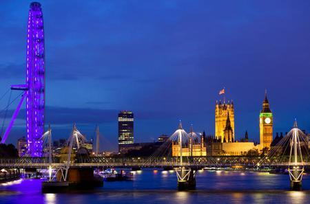 London Night Sightseeing Tour