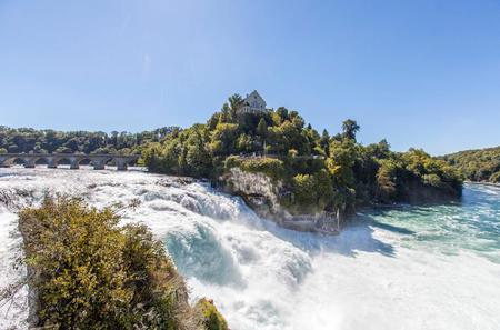 Zurich Combo from Lucerne: Zurich Sightseeing, Rhine Falls and Stein am Rhein