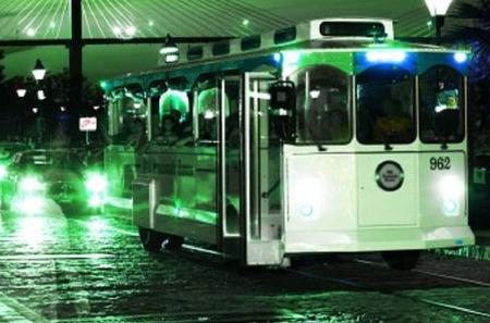 Historic Haunts Trolley Tour of Savannah