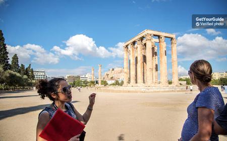 Athens, the Acropolis & Acropolis Museum 5-Hour Tour