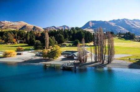 Lake Wakatipu Cruise and Mt Nicholas High Country 4WD Tour