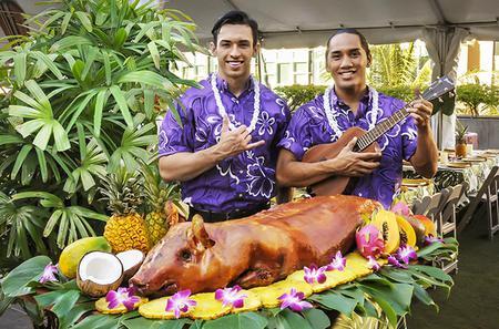 Rock-A-Hula Luau Buffet and Show