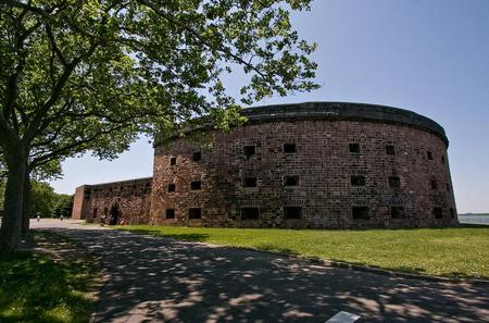 Governors Island Walking Tour