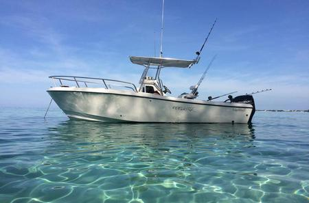 Private Fishing and Snorkeling Island Adventure
