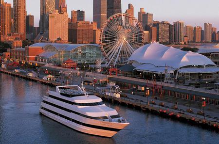 Chicago Dinner Cruise