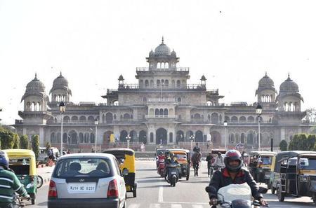 Small-Group Jaipur Rickshaw Tour