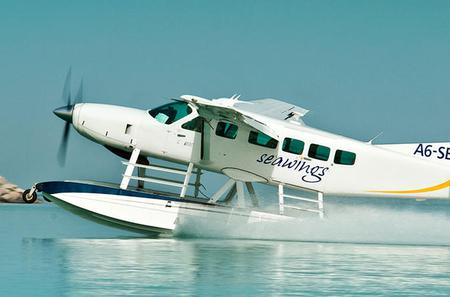 Dubai Discovery Tour and Seaplane Tour