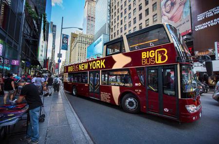 Big Bus New York Hop-On Hop-Off Tour