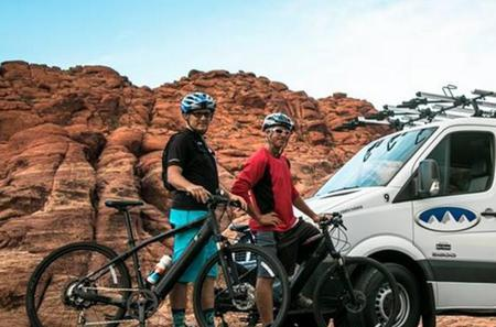 Electric Bike Tour of Red Rock Canyon
