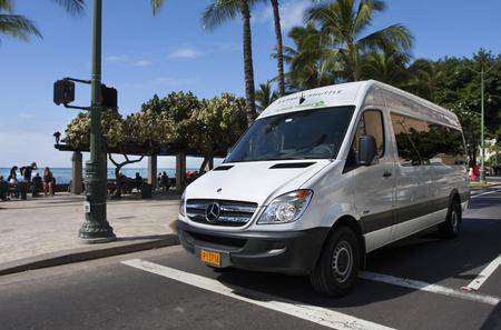 Arrival Shared Transfer: Honolulu Airport to Waikiki Hotels