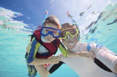 Snorkel Gear Rental in St John