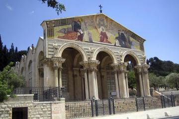 Old and New Jerusalem Full-Day Tour