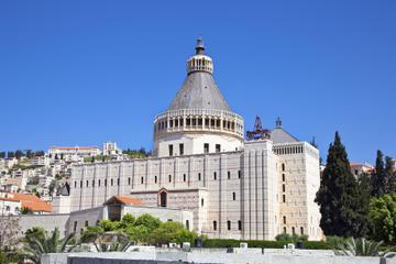 4-Day Christian and Jewish Sacred Sites Tour: Jerusalem, Jericho, Bethlehem and Nazareth