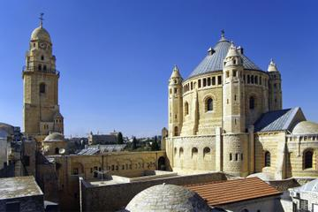 Old Jerusalem Day Trip from Tel Aviv
