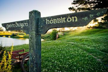 The Lord of the Rings Hobbiton Movie Set Tour from Auckland including Private Transfer