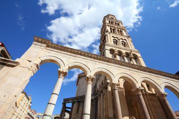 Split Shore Excursion: Diocletian Palace Walking Tour